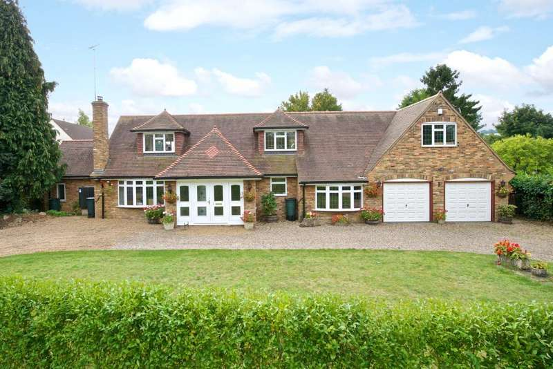 5 Bedrooms Detached House for sale in Oddley Lane, Saunderton, Princes Risborough, Buckinghamshire