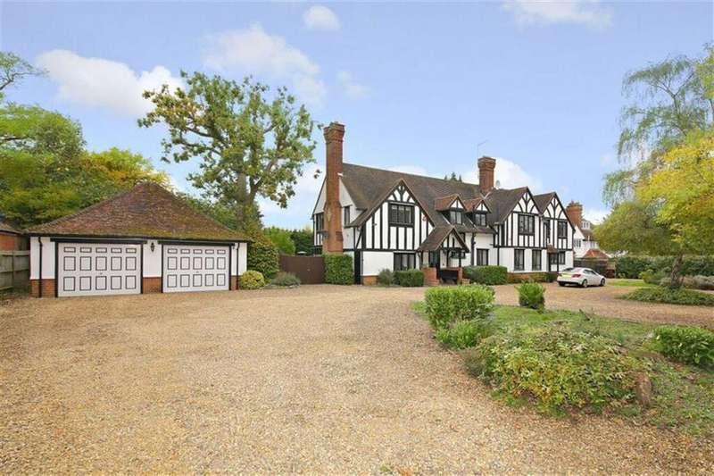 5 Bedrooms Detached House for sale in Watford Road, Radlett, Hertfordshire