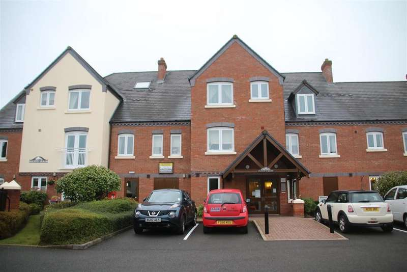 1 Bedroom Apartment Flat for sale in Rosy Cross, Tamworth