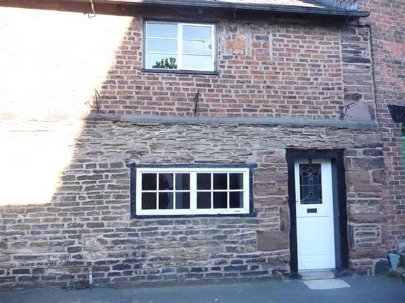 3 Bedrooms Terraced House for sale in Church Street, Croston, PR26