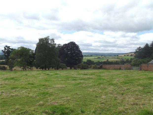 Land Commercial for sale in Craigeuan Walled Garden, Gilmerton, Perthshire
