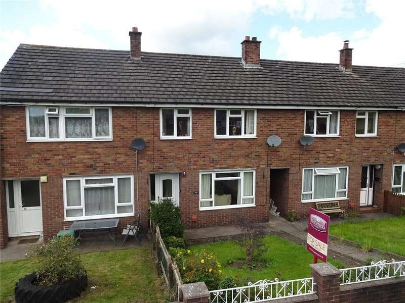 3 Bedrooms Terraced House for sale in Glanclegyr, Llanbrynmair, Powys