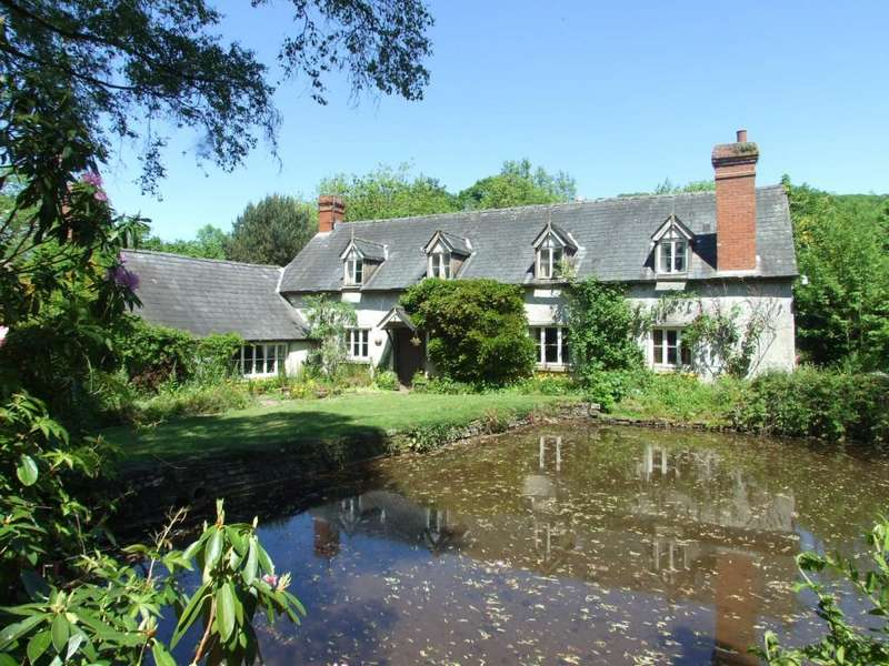 4 Bedrooms Farm Commercial for sale in Llanigon, Hay-On-Wye, Powys