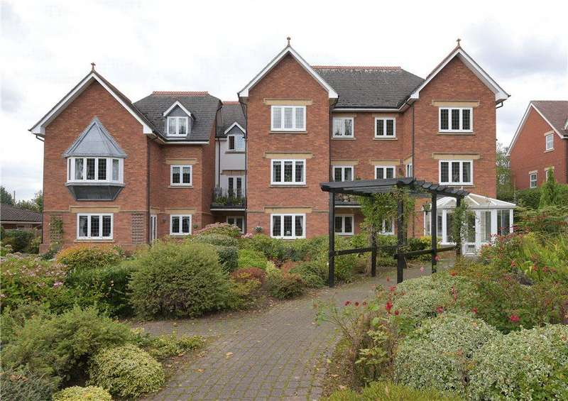 2 Bedrooms Apartment Flat for sale in Westminster Court, 3 College Road, Bromsgrove, Worcestershire, B60