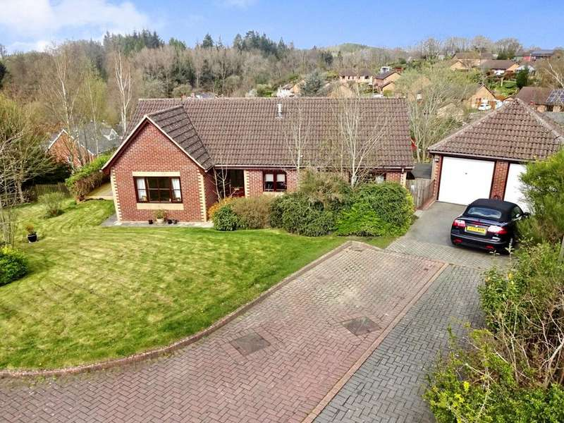 3 Bedrooms Detached Bungalow for sale in Tai-Ar-Y-Bryn, Builth Wells, Powys