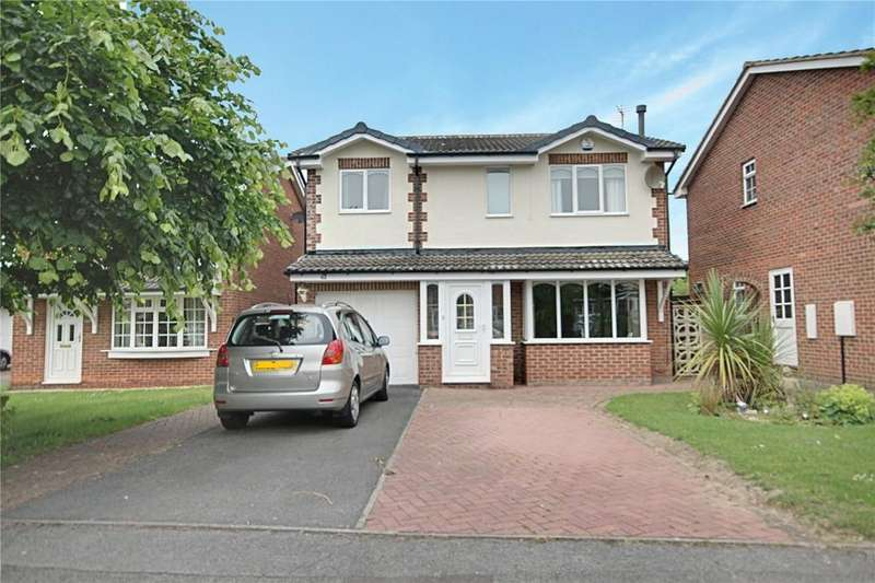 4 Bedrooms Detached House for sale in Canon Grove, Yarm