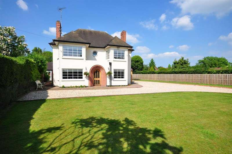 4 Bedrooms Detached House for sale in Southwell Road, Farnsfield, Newark