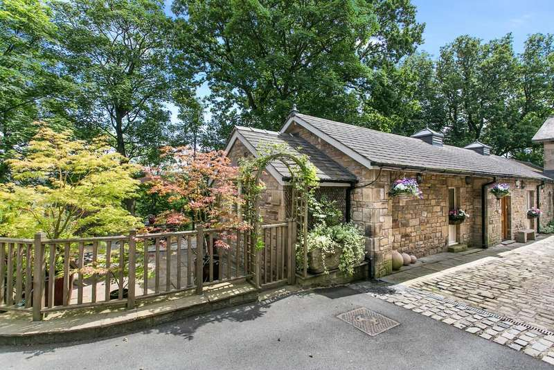 2 Bedrooms Cottage House for sale in Hermitage Cottage, Crook O Lune, Lancaster LA2 9HU