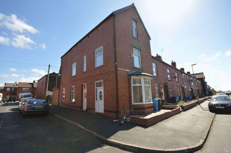 5 Bedrooms End Of Terrace House for sale in Frost Street, Oldham
