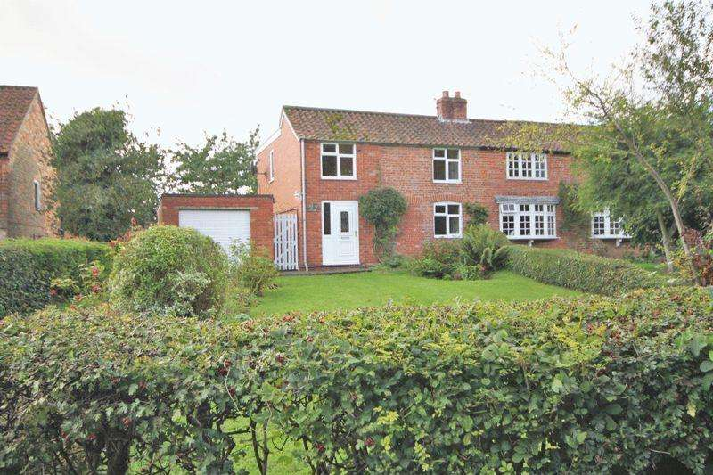 4 Bedrooms Semi Detached House for sale in MAIN ROAD, LITTLE CARLTON