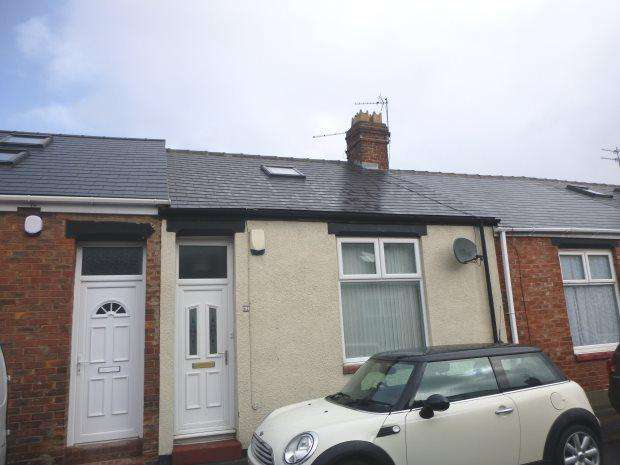 1 Bedroom Terraced Bungalow for sale in KITCHENER STREET, HIGH BARNES, SUNDERLAND SOUTH