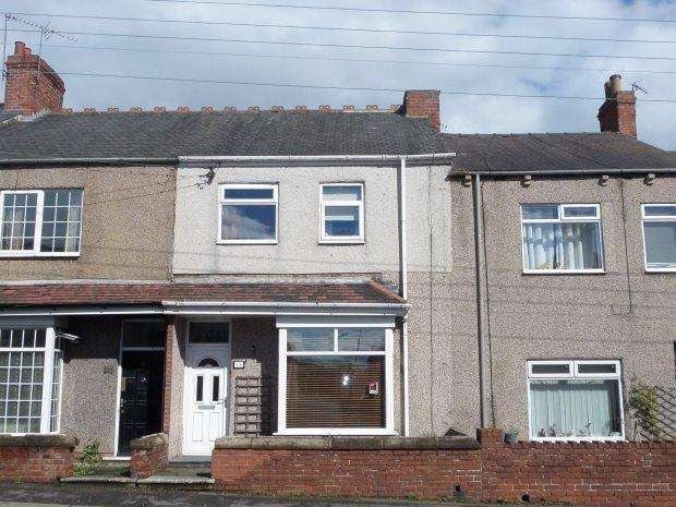 3 Bedrooms Terraced House for sale in REGENT TERRACE, FISHBURN, SEDGEFIELD DISTRICT