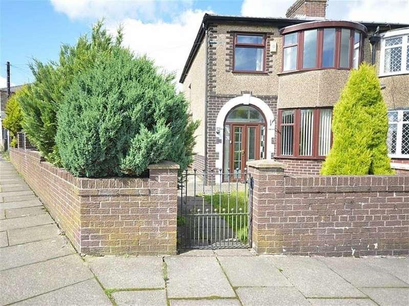3 Bedrooms Semi Detached House for sale in Hameldon Avenue, Baxenden, BB5