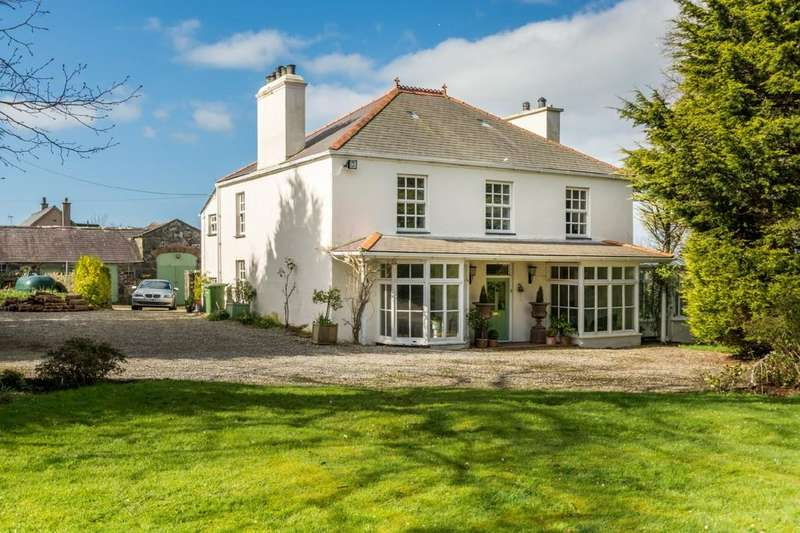 6 Bedrooms Detached House for sale in Llanwnda, Caernarfon, North Wales