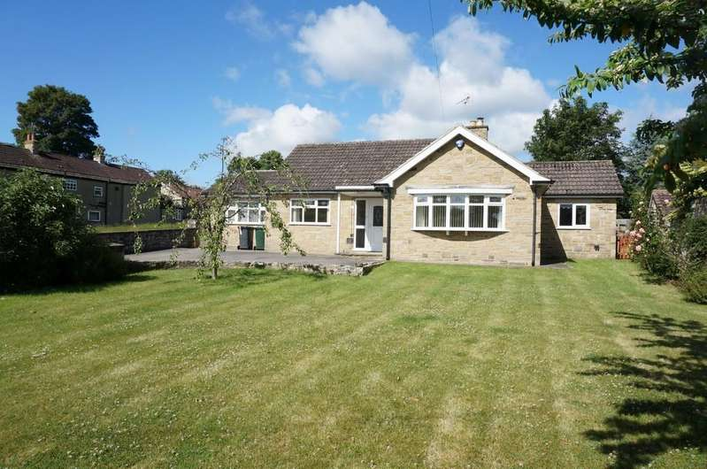 3 Bedrooms Detached Bungalow for sale in Main Street, Saxton, LS24