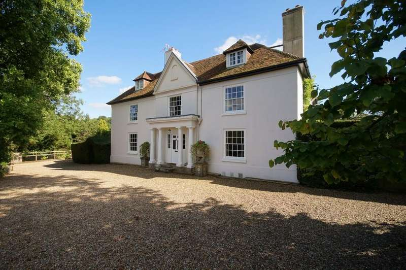 7 Bedrooms Detached House for sale in Froxfield, Hampshire