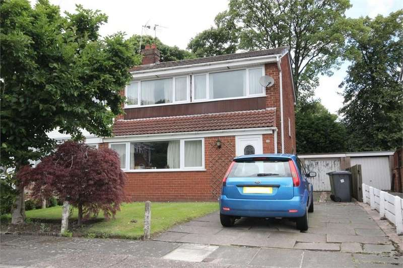 3 Bedrooms Semi Detached House for sale in Baileys Close, WIDNES, Cheshire