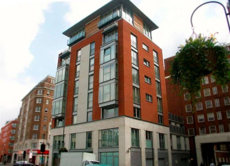 2 Bedrooms Flat for sale in Burwood Place, London