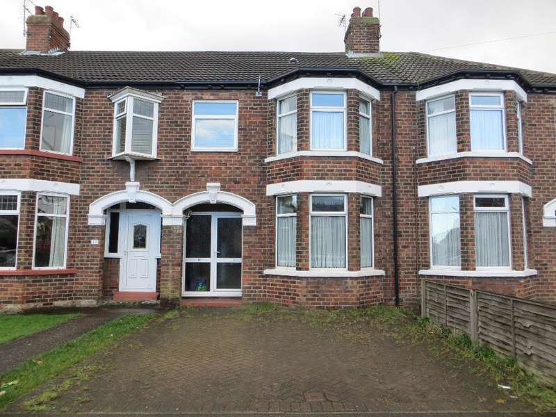 3 Bedrooms Terraced House for sale in Murrayfield Road, Hull, HU5 4DN