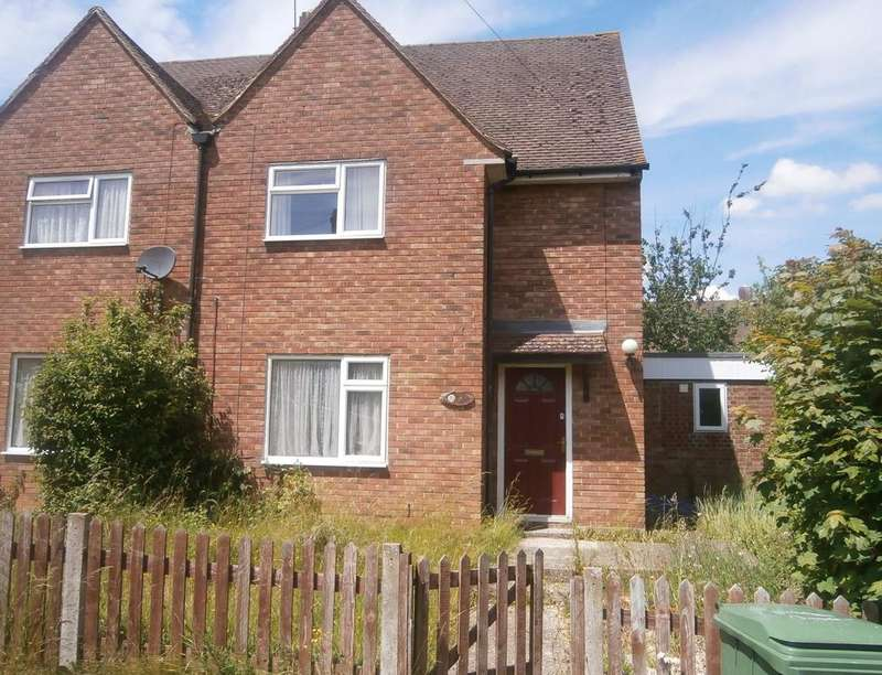 6 Bedrooms Semi Detached House for rent in Cobbett Close, Winchester, SO22