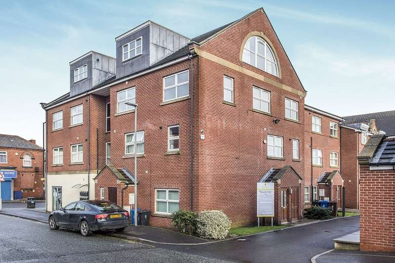 2 Bedrooms Flat for sale in Wardley Street, Wigan, WN5