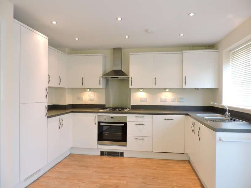 3 Bedrooms Semi Detached House for rent in Coleridge Drive, Whiteley, Fareham