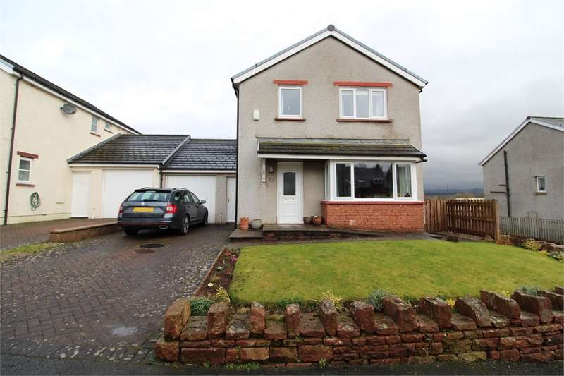 3 Bedrooms Terraced House for sale in CA10 1RP Eden Meadows, Temple Sowerby, Penrith, Cumbria