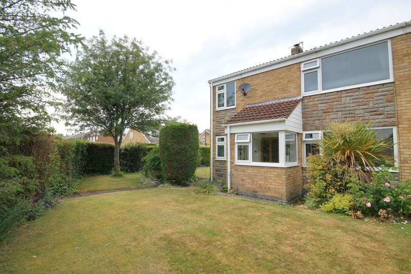 3 Bedrooms Semi Detached House for sale in Heathmeads, Pelton, DH2