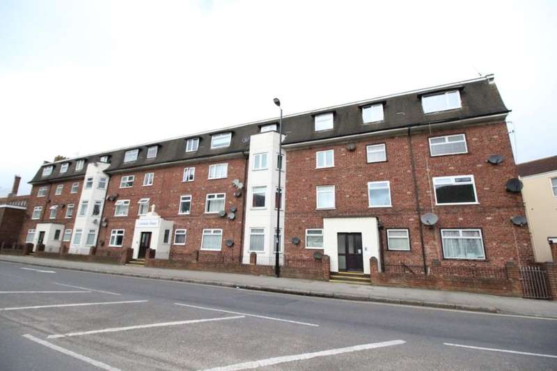 2 Bedrooms Flat for sale in Consulate House Canute Road, Southampton, SO14