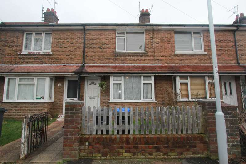 2 Bedrooms Terraced House for sale in St. Anselms Road, Worthing