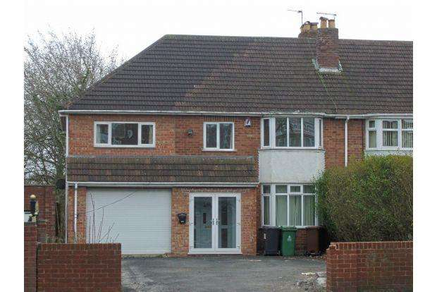 5 Bedrooms House for sale in BROADWAY, WALSALL