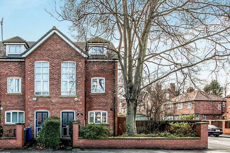 3 Bedrooms Semi Detached House for sale in Wilbraham Road, Whalley Range, Manchester, M16