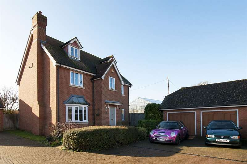 6 Bedrooms Detached House for sale in Brogdale Place, Ospringe, Faversham