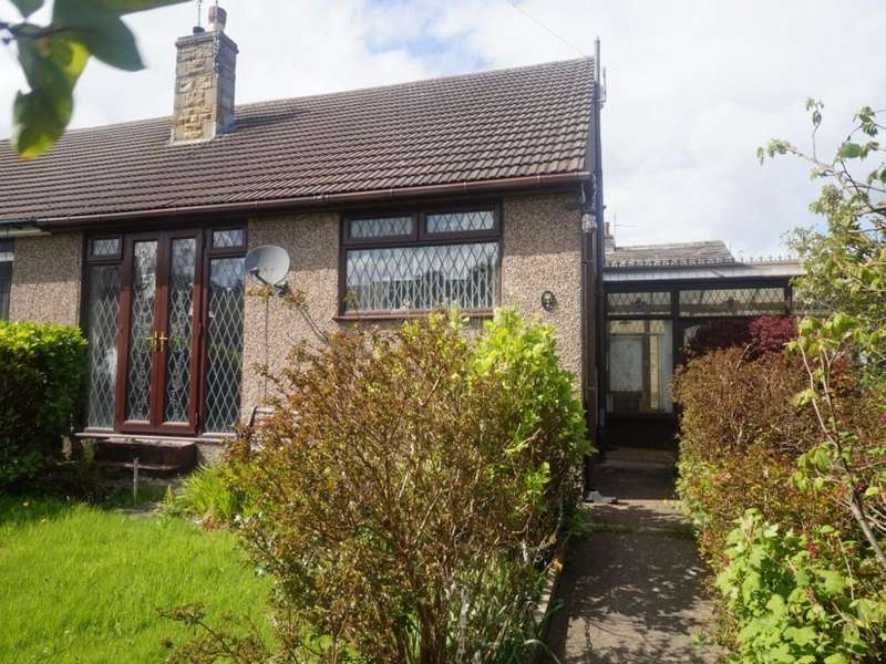 2 Bedrooms Detached Bungalow for sale in Whittle Crescent, Clayton