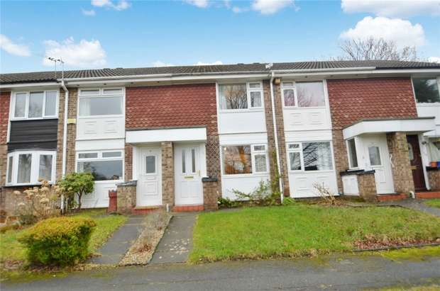 2 Bedrooms Terraced House for sale in Elgol Close, Davenport, Stockport, Cheshire