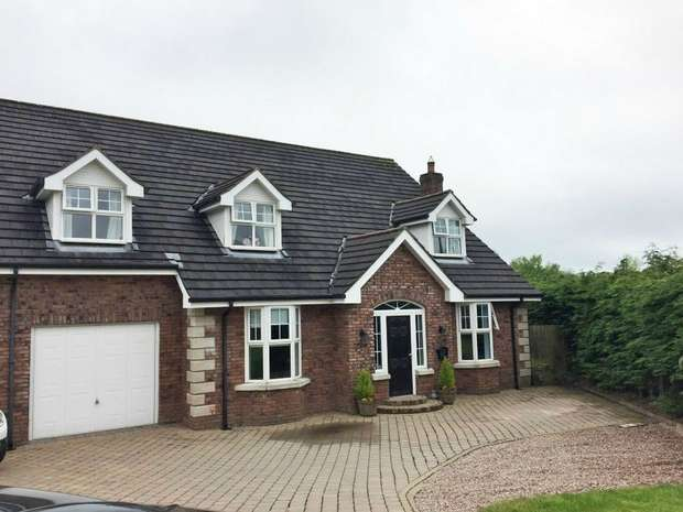 7 Bedrooms Detached House for sale in Old Lurgan Road, Portadown, Craigavon, County Armagh