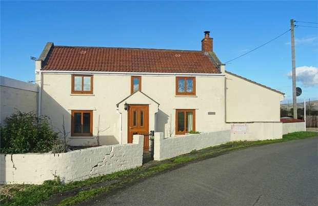 4 Bedrooms Detached House for sale in Kingsway, Tarnock, Axbridge, Somerset