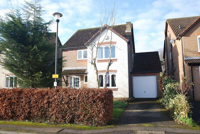 3 Bedrooms Detached House for sale in Lollards Close, Amersham, HP6