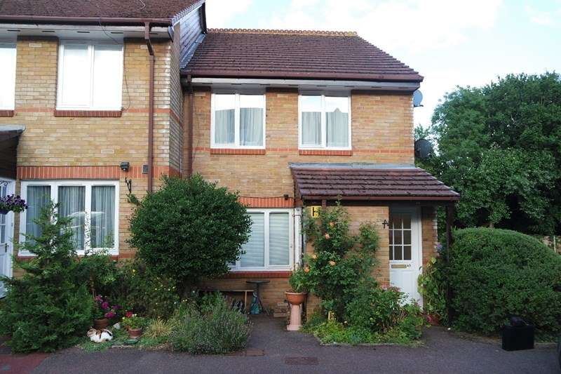 1 Bedroom Maisonette Flat for sale in Botany Close, New Barnet