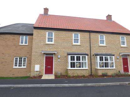 3 Bedrooms Terraced House for sale in Martock, Somerset