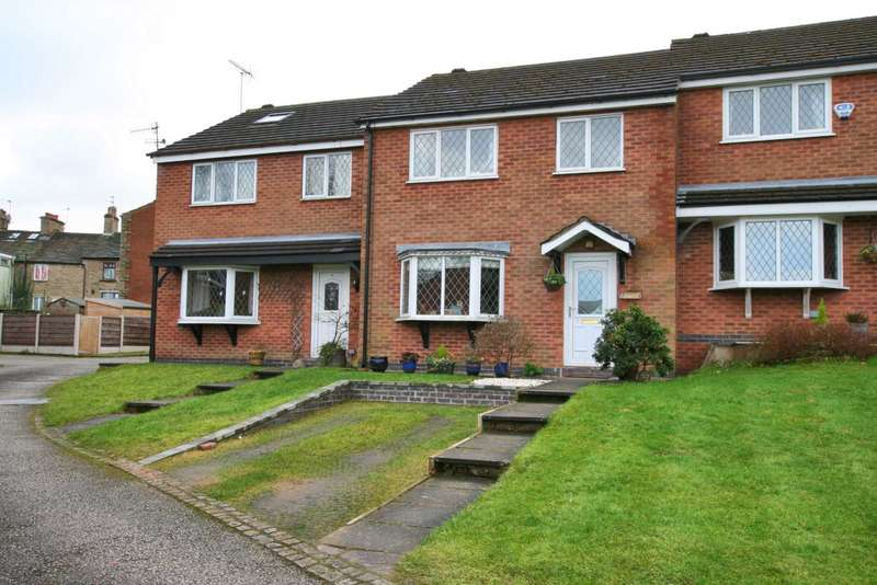 3 Bedrooms Terraced House for sale in Cumberland Drive, Bollington