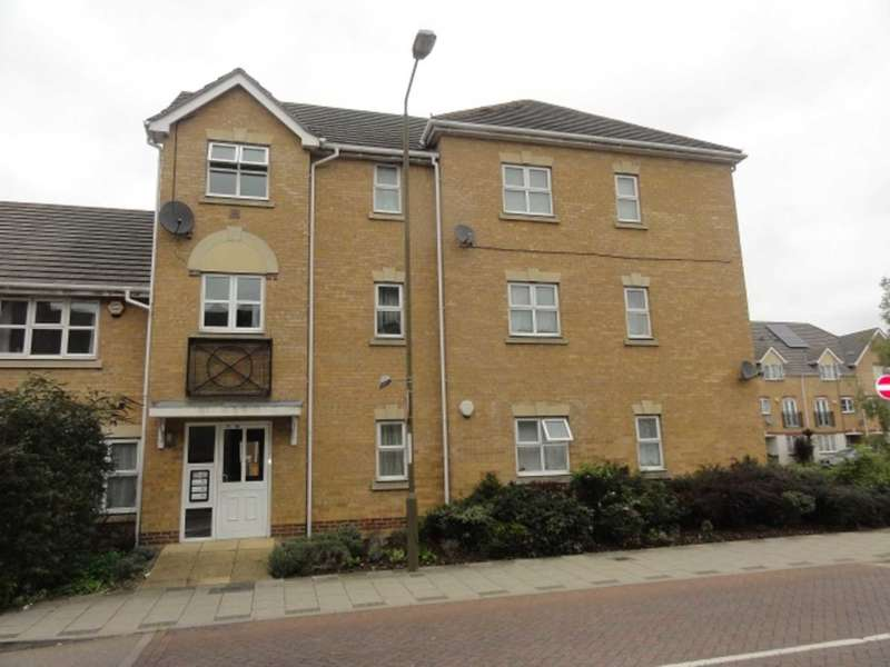 2 Bedrooms Apartment Flat for sale in Battery Road, Thamesmead West, SE28 0JL