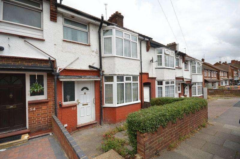 3 Bedrooms Terraced House for sale in Bradley Road, Luton