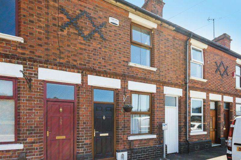 2 Bedrooms Terraced House for sale in City Road, Derby