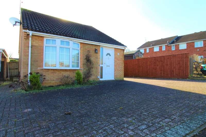 2 Bedrooms Detached Bungalow for sale in Ravenglass Road, Westlea
