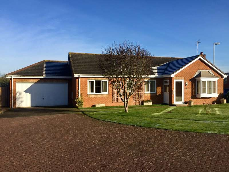 3 Bedrooms Detached Bungalow for sale in Whimple