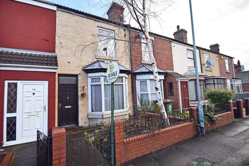 2 Bedrooms Terraced House for sale in Westerman Street, Wakefield