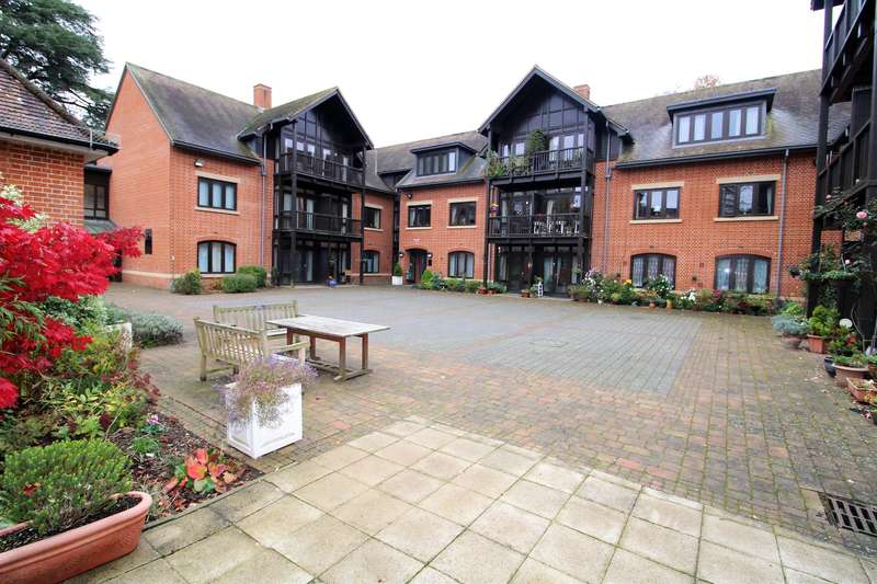 1 Bedroom Retirement Property for sale in Woolf Drive, Wokingham, RG40 1AW