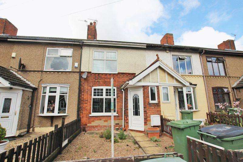3 Bedrooms Terraced House for sale in HIGHFIELD AVENUE, IMMINGHAM