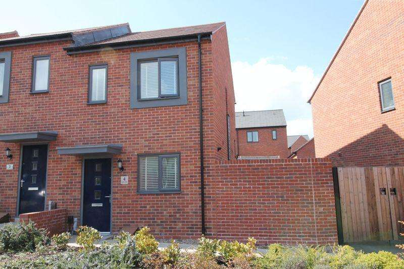 2 Bedrooms End Of Terrace House for sale in Light Lane, Telford